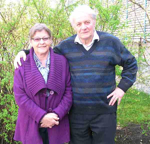 Imma und Dr. Dieter Seifert