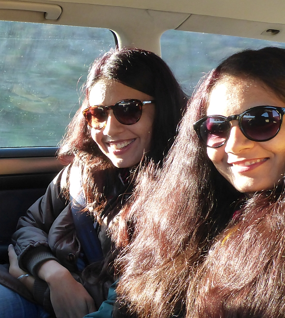 Neha Mehta and Kinjal Pandya