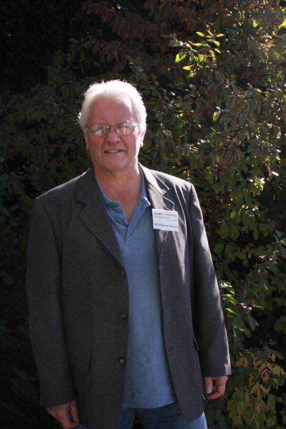 Wolfgang Gerull